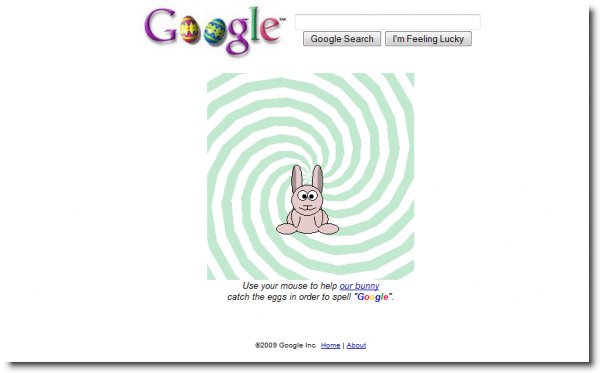 Special Hidden Google Pages