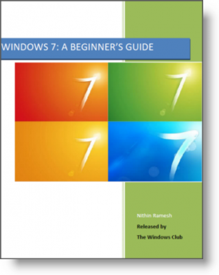 windows 7 for beginners