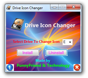How to change Drive Icon in Windows 10