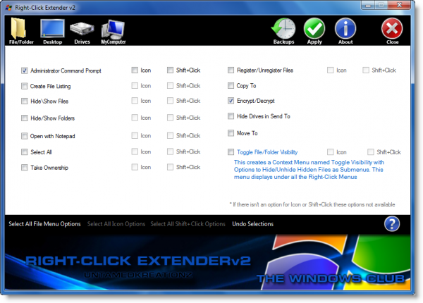 Right-Click Extender 2.0 full