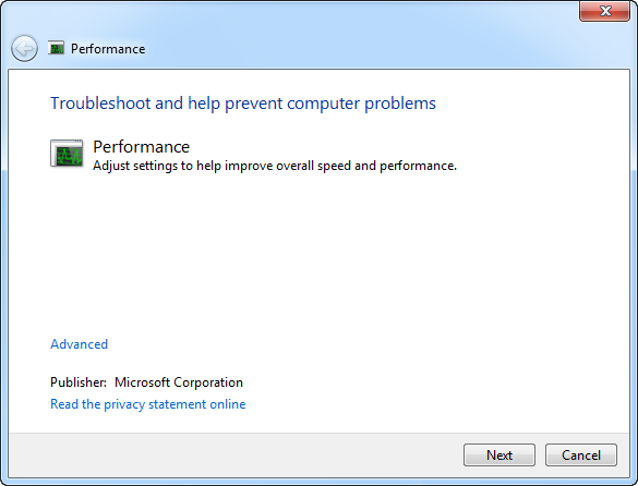 Optimize Windows for better performance