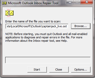Microsoft Outlook problems and issues