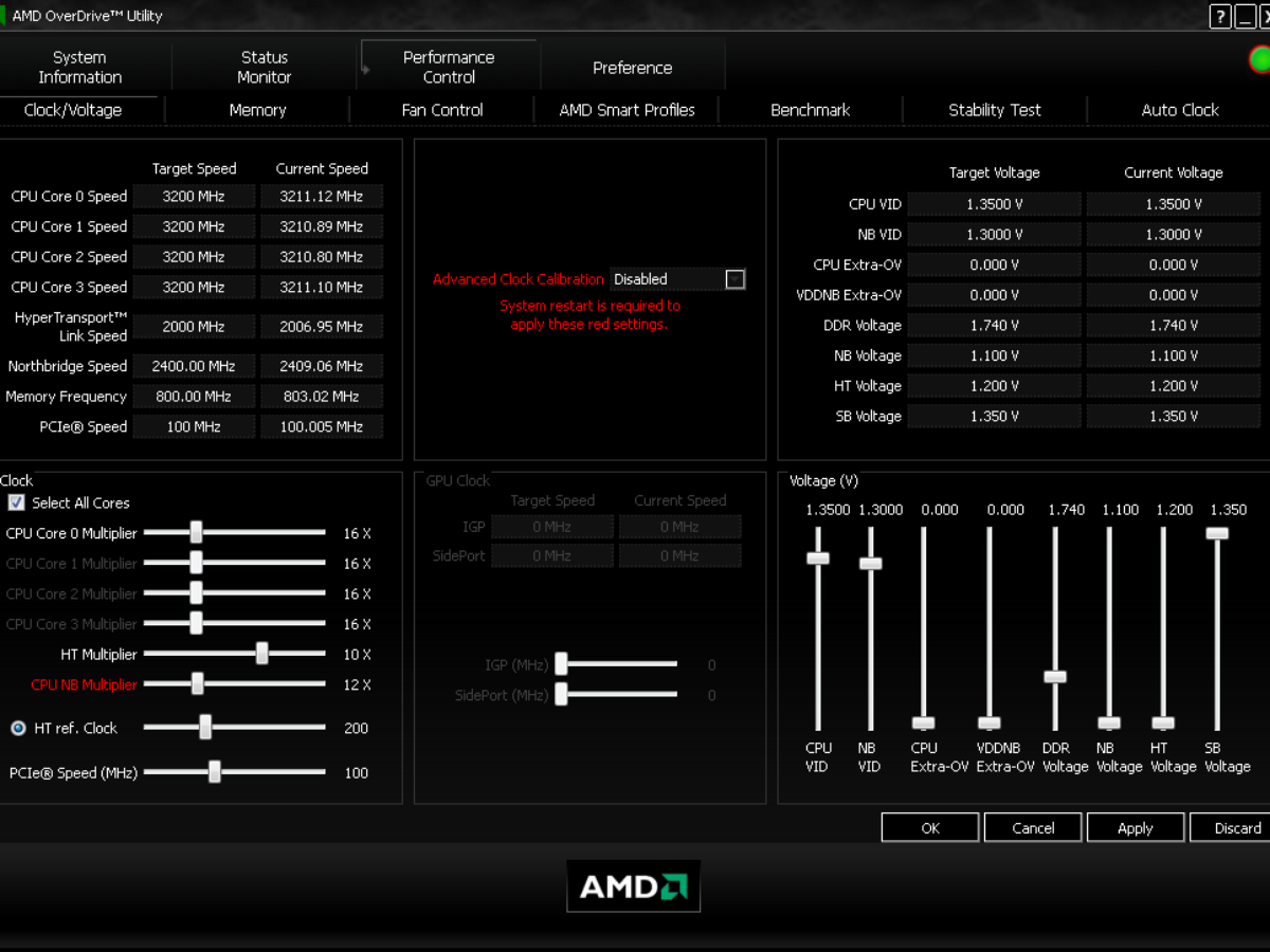 Amd Overdrive Utility Helps You Overclock Amd Products