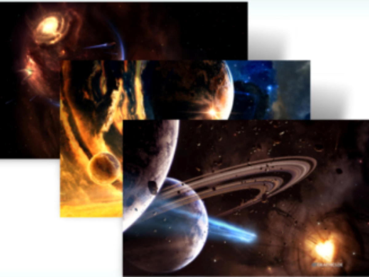 Microsoft Releases Space Themepack For Windows 7