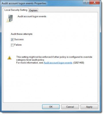 Monitor your Documents using the Group Policy