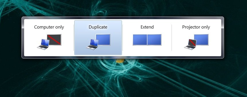 How to setup Dual Monitors in Windows 7 easily