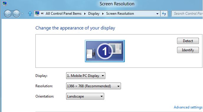 Windows 8 tiles are not working