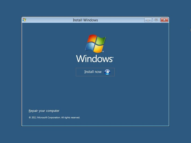 21 Install Windows 8 Developer Preview