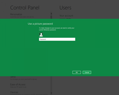 picture password 02 400x320 How To Set Up A Picture Password Or PIN In Windows 8