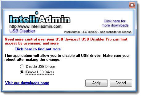 usb disabler How to disable or enable USB Ports in Windows 7