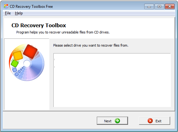 damaged cd dvd recovery software free download