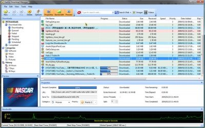 GetGo Download Manager 400x251 Best Free Download Managers for Windows 7 | 8