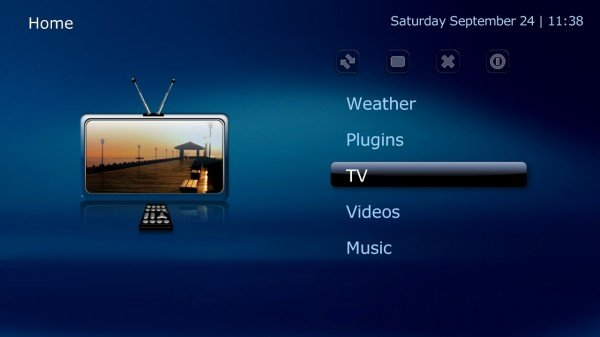 Media Portal is a powerful Windows Media Center replacement