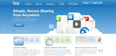 Free secure online file sharing & storage services