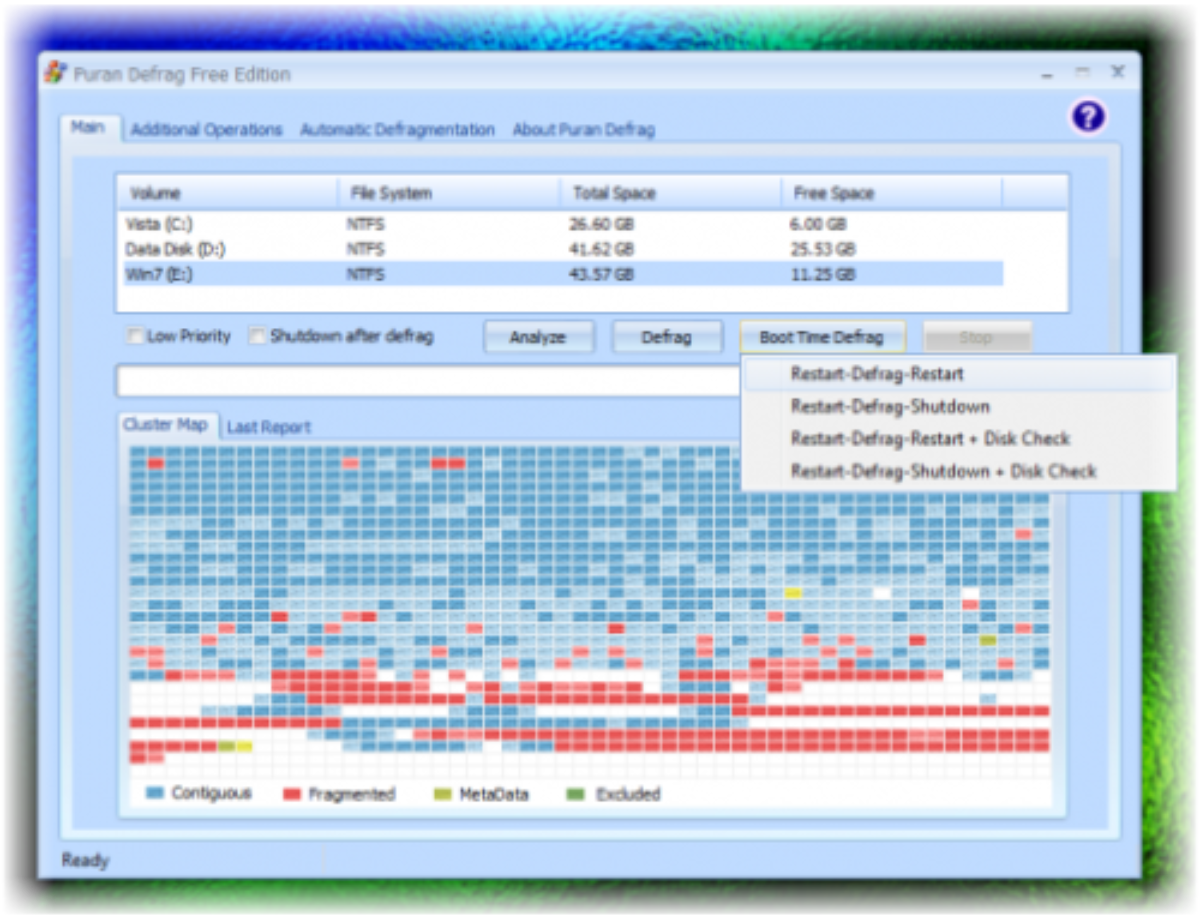 Best Free Defragmentation Software For Windows 10
