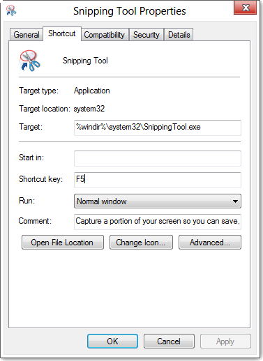 Snipping Tool for Windows