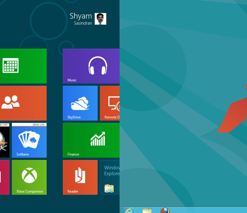 Extended Monitor and Dual Screen Options in Windows 8