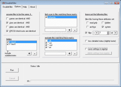 Duplicate File Finder and Remover software