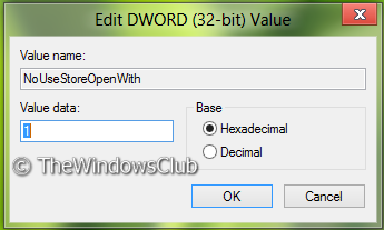 52058 4 Remove Look For An App In The Store option, from Choose Default Program menu in Windows 8