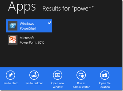 image thumb16 How to SideLoad Non Windows Store Apps to Windows 8