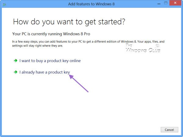 acti 2 How to change Product Key in Windows 7 | 8