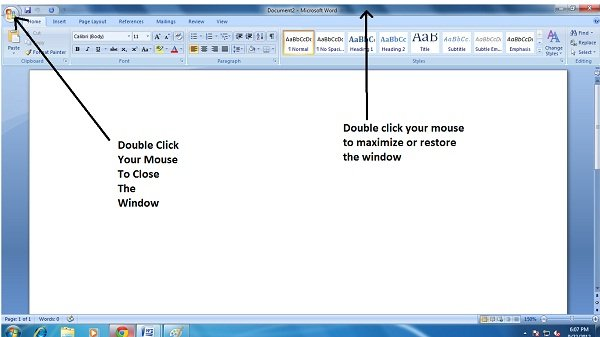 mouse trick 5 10 Useful Mouse Tricks For Windows Users