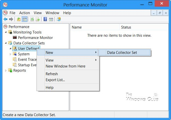 How to use Performance Monitor in Windows 10