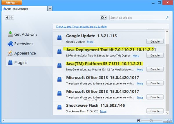 Internet Explorer Java Plug In 1.6.0_11 Download - hostingprogram