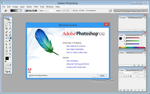 photoshop cs2 Download Adobe Photoshop Creative Suite free   legally!