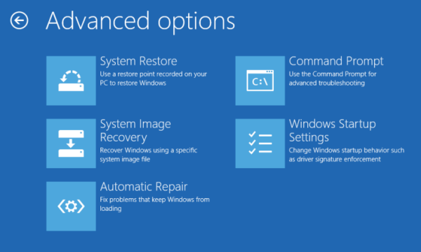 Windows Recovery Repair