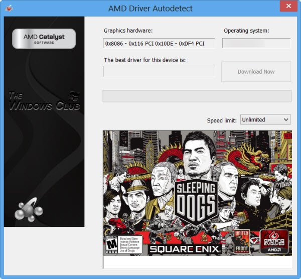 AMD Driver Autodetect Update AMD Drivers
