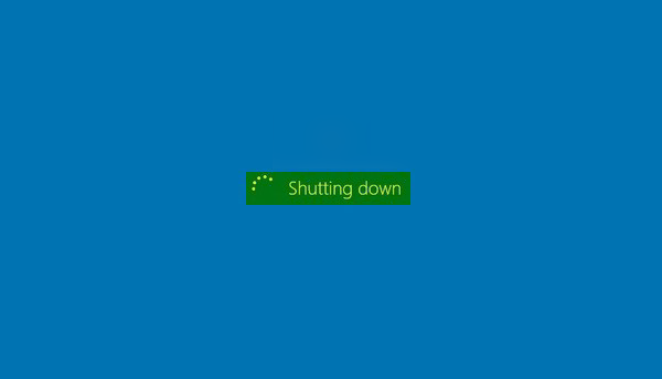 Windows will not Shutdown or Restart