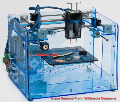 Fig 1 - What is 3D Printer