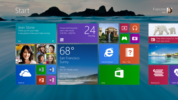windows 8.1 blue features