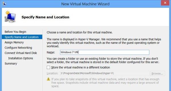 Hyper-V-New-Virtual-Machine-Wizard-Name and location