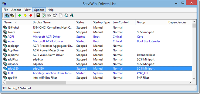 Free software to list installed Drivers on Windows 10