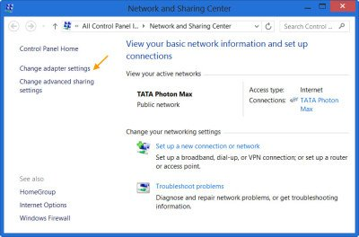 Enable 802.11n Mode Wireless Connection for Windows 8