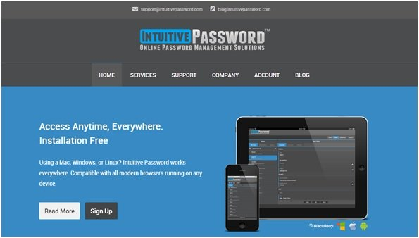 Free password management