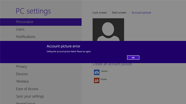 Setting-The-Account-Picture-Failed-Please-Try-Again