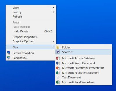 Pin PowerShell or Command Prompt with Admin rights Shortcut to Start Menu