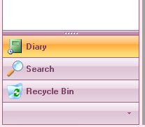 efficient diary search
