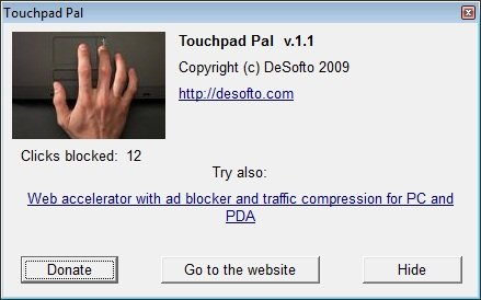 disable-laptop-touchpad
