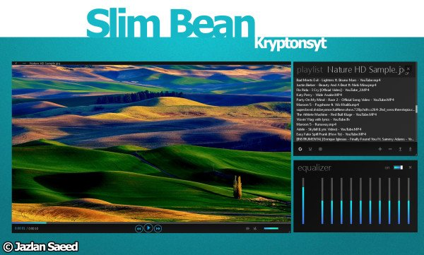 slim_bean_vlc_media_player_skin_by_kryptonsyt-d5vtep3