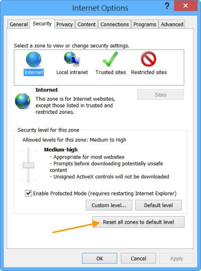 Internet Explorer Freezes Or Crashes