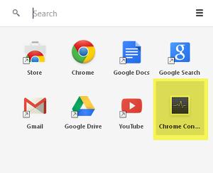 Chrome Diagnostics tool