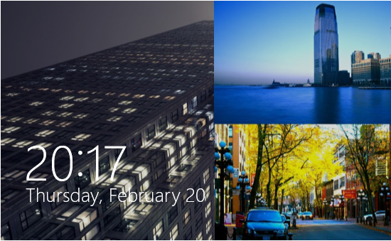 Disable or Enable Lock Screen Slide Show when on Battery in Windows 10
