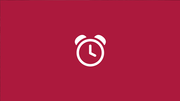 Alarms App for Windows 8.1
