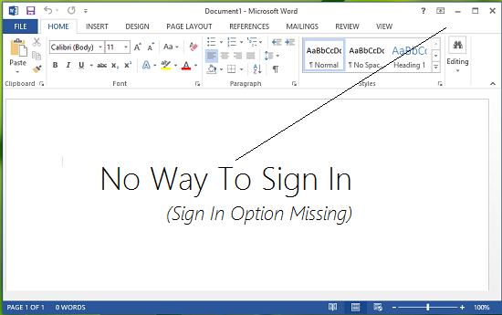 Fix-Sign-In-Feature-Disabled-In-Office-2013