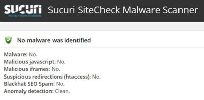 sucuri-security-check