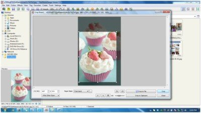 Browse and edit your digital images